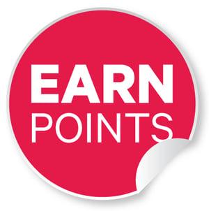 Pizza-Earn-Points